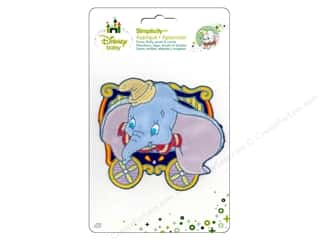 Simplicity Disney Baby Iron On Dumbo In Cart