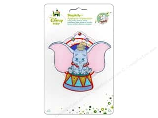 baby products : Simplicity Disney Baby Iron On Dumbo Sitting