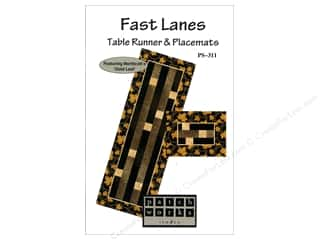 Patch Works Studio Fast Lanes Pattern
