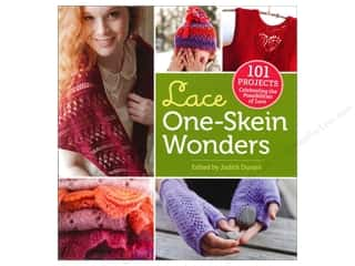 lace yarn: Storey Publications 101 Lace One Skein Wonders Book