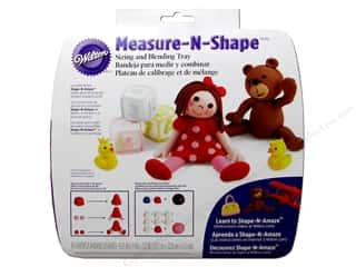 Wilton: Wilton Tools Measure N Shape Sizing Tray