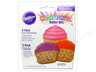 Wilton Edible Decorations Batter Bits Colorburst 4.5oz Multi Bright