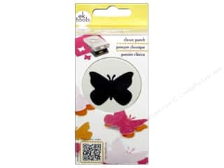 EK Paper Shapers Large Punch Butterfly 1 3/8 in.