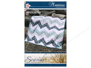 Mckay Manor Musers Maritime Zigzag Quilt Pattern