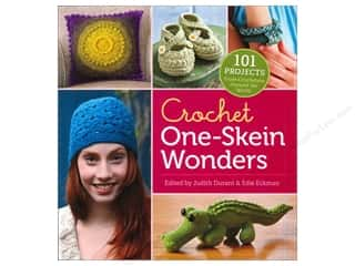 Crochet One-Skein Wonders: 101 Projects from Crocheters around the World Book