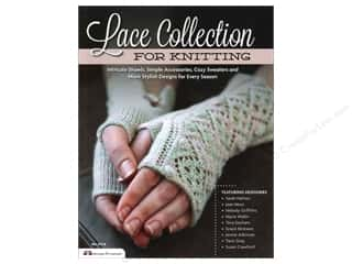 lace yarn: Design Originals Lace Collection For Knitting Book