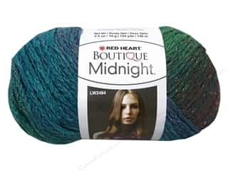 ombre yarn: Red Heart Boutique Midnight Yarn #1951Tropical 153 yd.