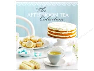 Books & Patterns: Sterling The Afternoon Tea Collection Cookbook Book