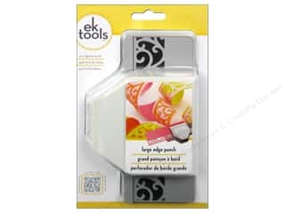 EK Paper Shapers Large Edger Punch Scroll Pattern