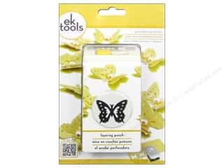 EK Paper Shapers Layering Punch Butterfly