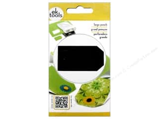 EK Paper Shapers Large Punch Tag