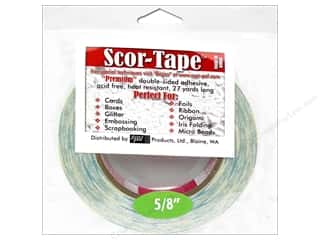 scor tape: Scor-Pal Scor-Tape Double Sided Adhesive 5/8 in. x 27 yd.