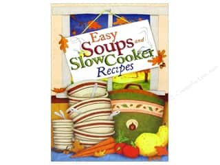 Cookbooks: Cookbook Resources Easy Soups & Slow Cooker Recipes Book