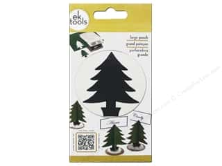 EK Paper Shapers Large Punch Fir Tree 2 1/2 in.