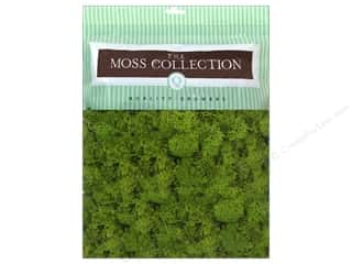 craft & hobbies: Quality Growers Moss Reindeer Chartreuse 1.87 qt