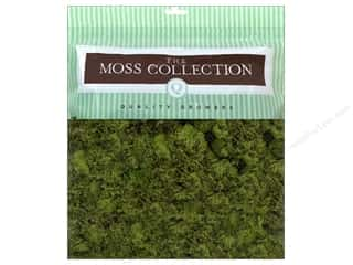 moss: Quality Growers Moss Reindeer Spring Green 5.68 qt