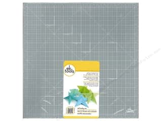 Cutting mat: EK Cutting Mat 13 x 13 in. Self Healing Grey