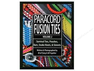 4th Level Indie Paracord Fusion Ties Volume 2 Book