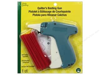 Dritz Quilting Basting Gun with 500 Tacks
