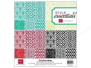 Weekly Specials Echo Park Collection Kit: Echo Park 12 x 12 in. Collection Kit Style Essentials 34th Street