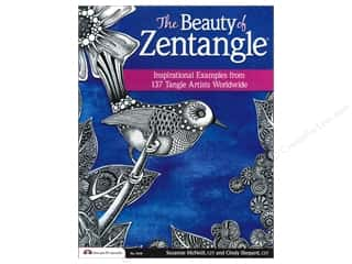books & patterns: Design Originals The Beauty Of Zentangle Book