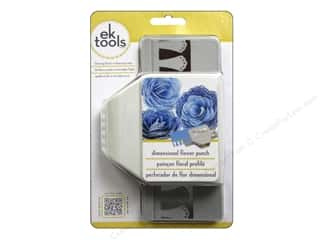 EK Paper Shapers Large Edger Punch Doily Petal 2 1/2 in.