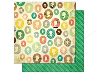 Crate Paper 12 x 12 in. Paper Close Knit Ancestors