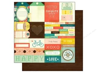 Crate Paper 12 x 12 in. Paper Close Knit Laughter