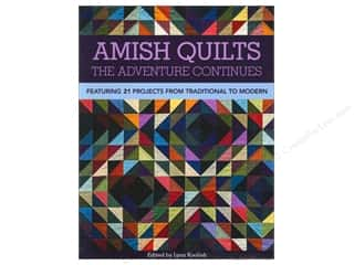 C: C&T Publishing Amish Quilts The Adventure Continues Book
