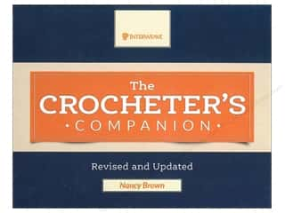 Interweave Press: Interweave Press The Crocheter's Companion Revised And Updated Book by Nancy Brown