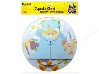 Multicraft Party Cupcake Stand 2 Tier Baby Shower