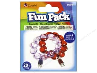 Weekly Specials Perler Beads: Cousin Fun Pack Kit Bead Bracelet Popsicle