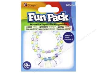 Weekly Specials Perler Beads: Cousin Fun Pack Kit Bead Necklace Teardrop