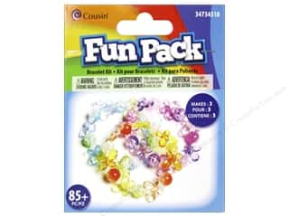 novelties: Cousin Fun Pack Bracelet Kit - Butterfly