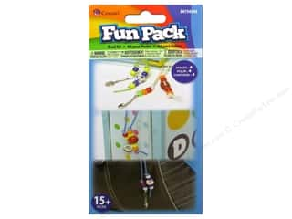 Bookmarks: Cousin Fun Pack Kit Bead Bookmark Sport