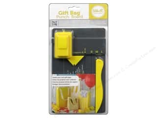 Best of 2013 We R Memory Tool Punch: We R Memory Keepers Gift Bag Punch Board