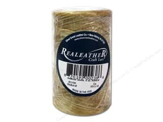 Nylon Thread / Monofillament Thread: Silver Creek Artificial Sinew 8 oz. Natural