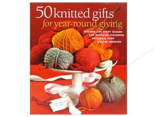 yarn  books: Sixth & Spring 50 Knitted Gifts Year Round Giving Book