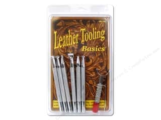 craft & hobbies: Silver Creek Basic Tooling Set with Knife