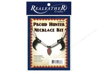 projects & kits: Silver Creek Kit Proud Hunter Necklace