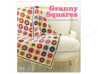plastic canvas square: Guild of Master Craftsman Granny Squares Book by Susan Pinner