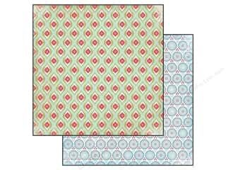 Winter Wonderland Patterns: Echo Park 12 x 12 in. Paper Keepin' Cozy Collection Winter Wonderland (25 sheets)