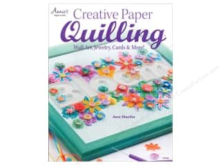 Annie's Creative Paper Quilling Book
