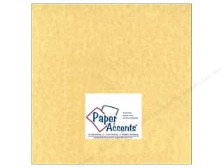 Paper Accents Cardstock 12 x 12 in. #211 Parchment Ancient Gold 25 pc.