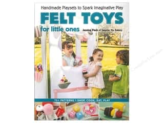Stash By C&T Felt Toys For Little Ones Book