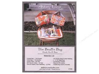 Abbey Lane Quilts The Beatle Bag With Inserts Pattern