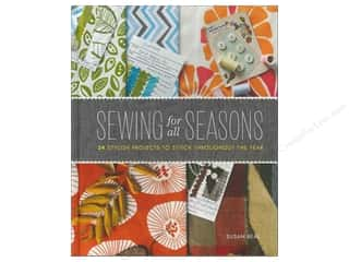 books & patterns: Chronicle Sewing For All Seasons Book by Susan Beal