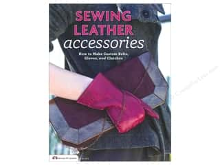 Books & Patterns: Design Originals Sewing Leather Accessories Book