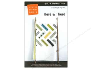 Quilting: Denyse Schmidt Quilts Here & There Pattern