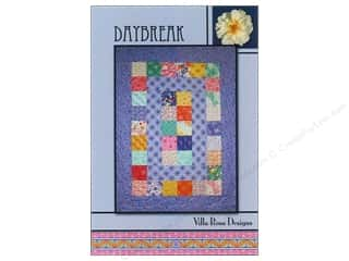 Villa Rosa Designs Daybreak Pattern Card